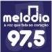 Rádio Melodia FM 97.5 Rio De Janeiro / RJ - Brasil