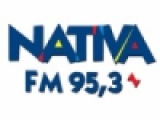 Rádio Nativa FM 95.3 São Paulo / SP - Brasil