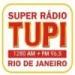 Super Rádio Tupi RJ AM 1280 Rio De Janeiro / RJ - Brasil